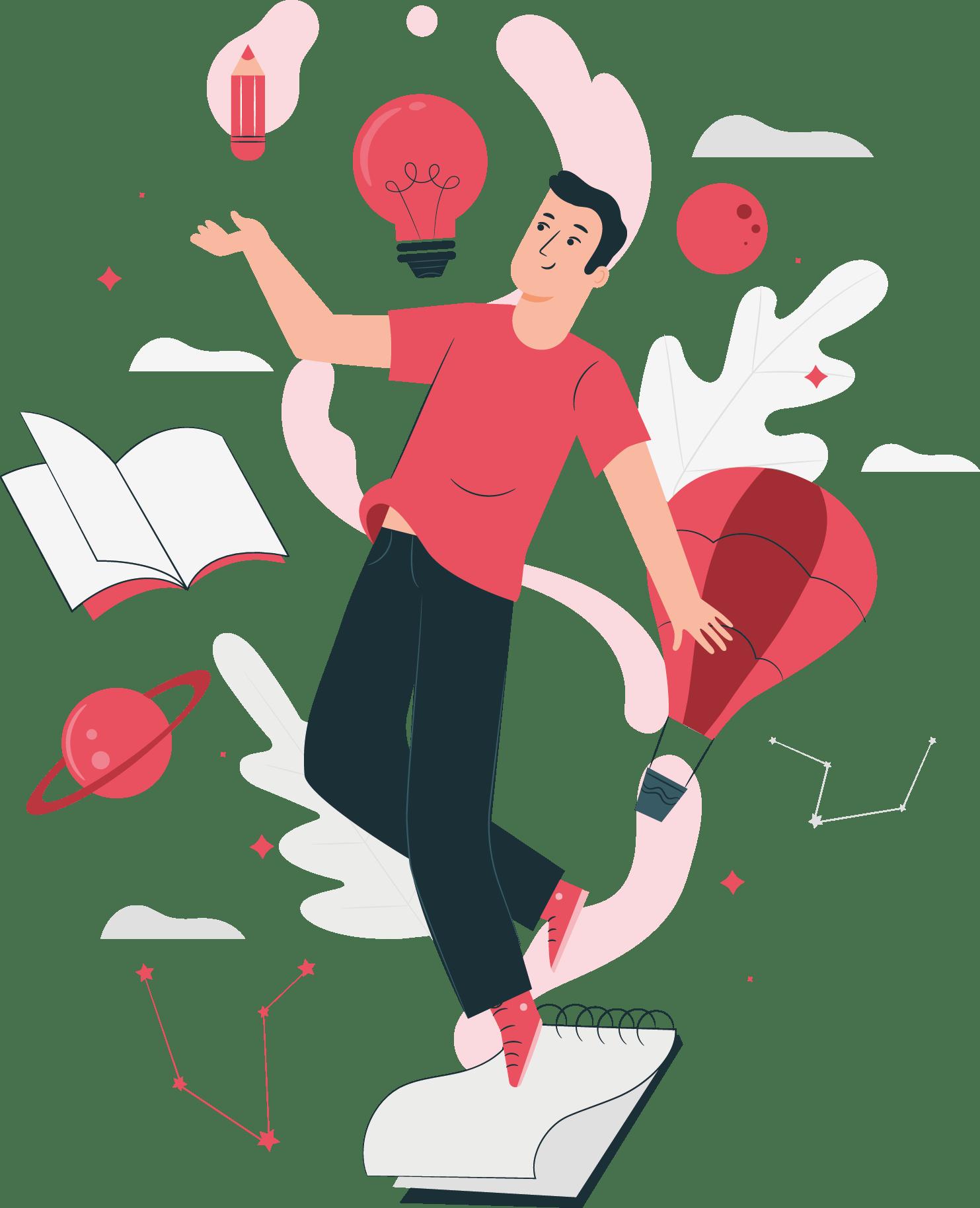 Illustration - Tristan Leroy Skills